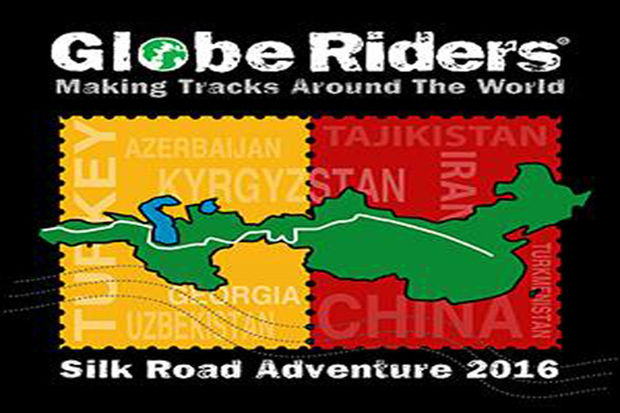 BMW Silk Road trip