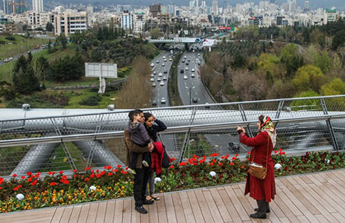 Iran safest country in world for tourists